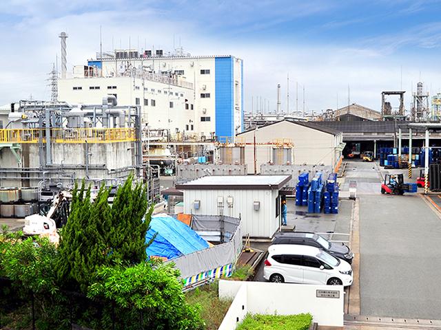 加古川東工場