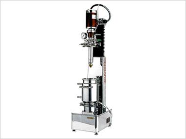 Precision dispersion / emulsification machine in-line mixer